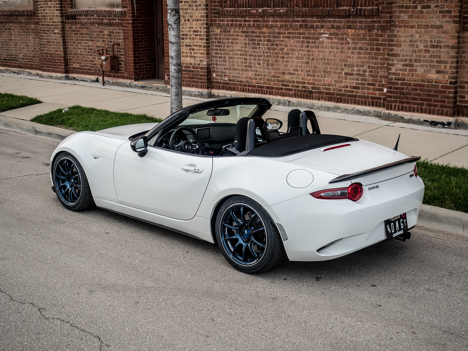raven spoiler attachment forum showthread large the wing mazda about question