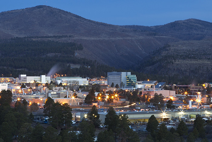 Los Alamos is committed to being a strong community and regional partner as it prepares for future workforce needs.