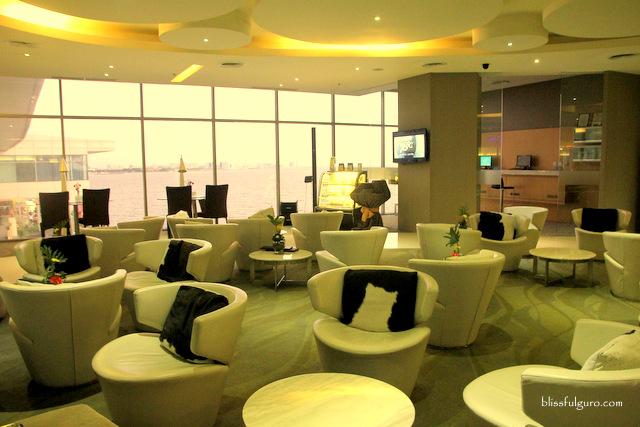 Hotel H2O Manila Lounge