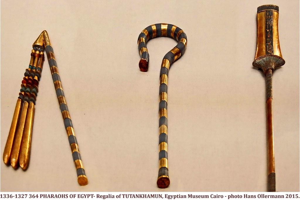 Ancient egypt pharaohs tutankhamun