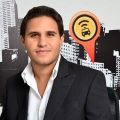 Sebastián Salazar, Easy Taxi Colombia