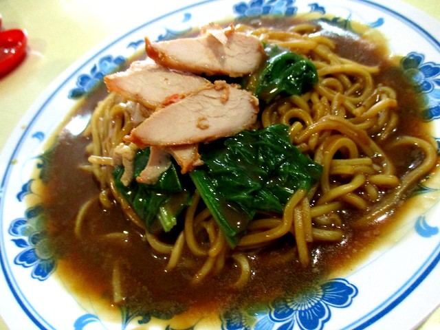 Y2k Foochow fried noodles