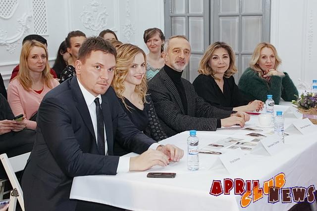 Жюри всероссийского конкурса красоты «Мисс Palette»