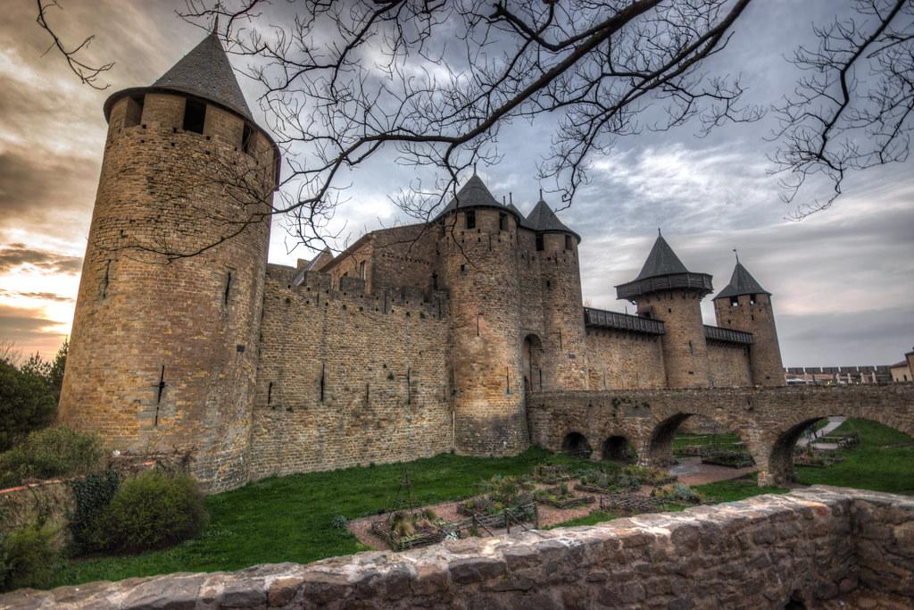 Carcassonne. Photo Vicente Villamón