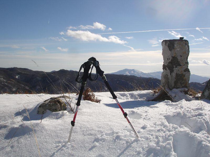 """Μία από τις 7 Κορφές του Λειβαδίτη, η κορυφή """"Ερύμανθος ή αλλιώς Αντάλοφος"""" με υψόμετρο 1.569 μέτρων"""