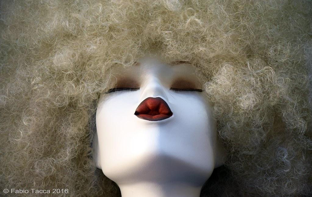 il bacio plastico