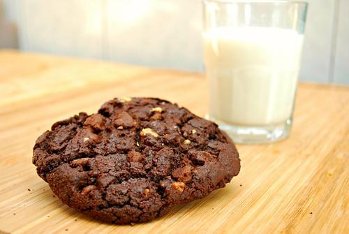 Nutty Mudslide Cookies
