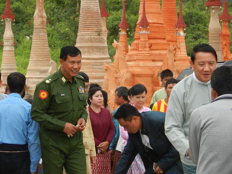 Мьянма, власти Инле