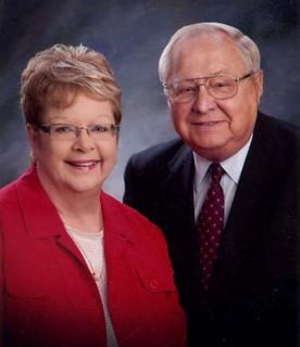 Earl and Judy Fox