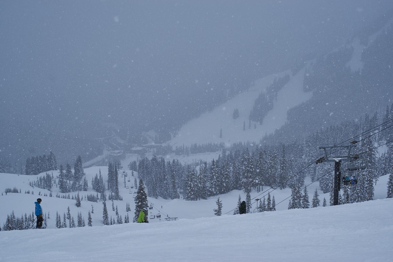 最後的雪季