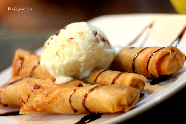 Jo's Chicken Inato Milagrina Turon Ice Cream