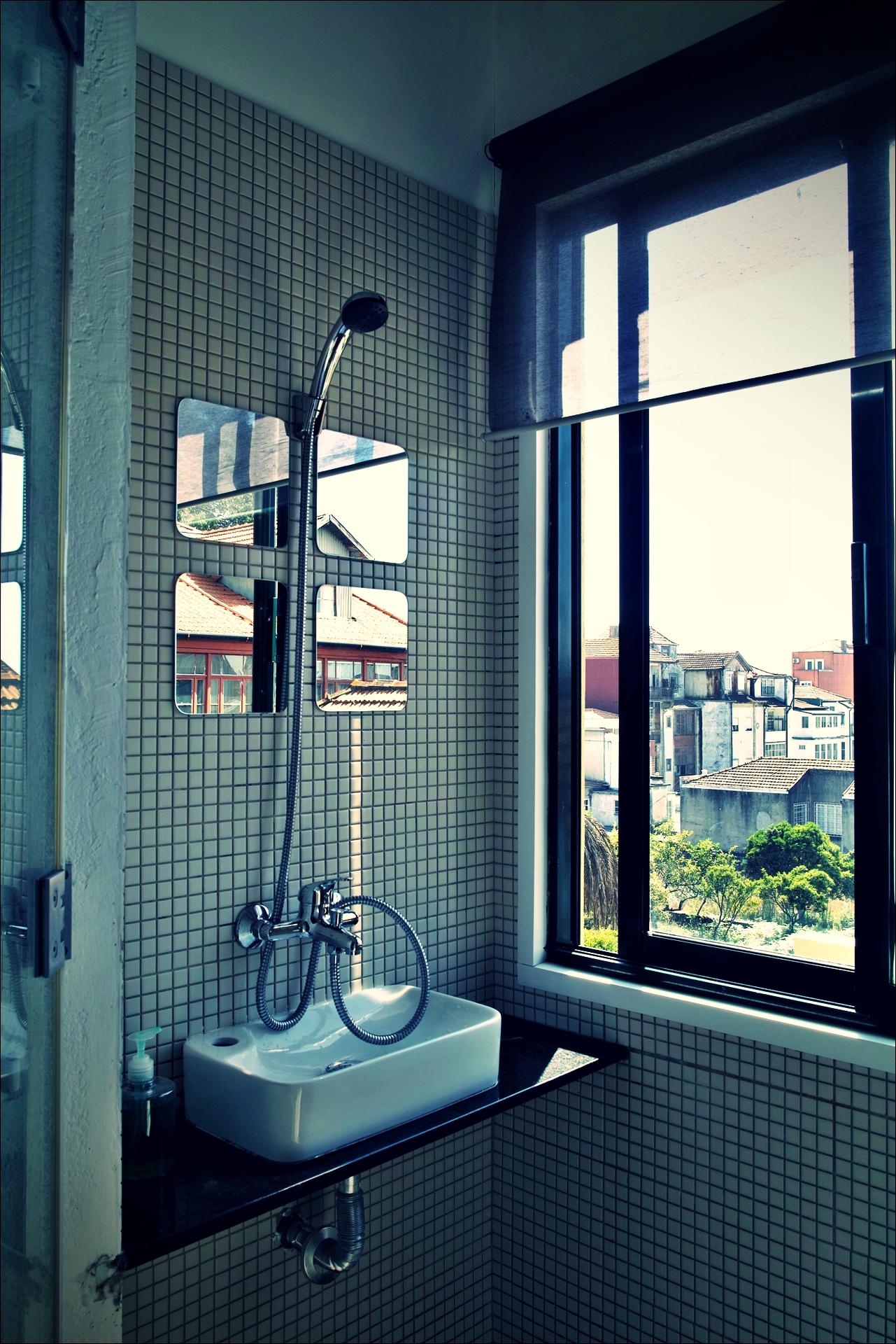 욕실-'오포르토 인빅터스 호스텔 Oporto Invictus Hostel Porto'