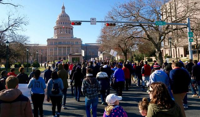 MLK Day 2016 @ UT Austin