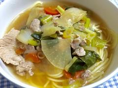 糖質ゼロ麺 丸麺