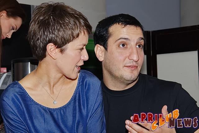 Анна Кузина, Арарат Кещян