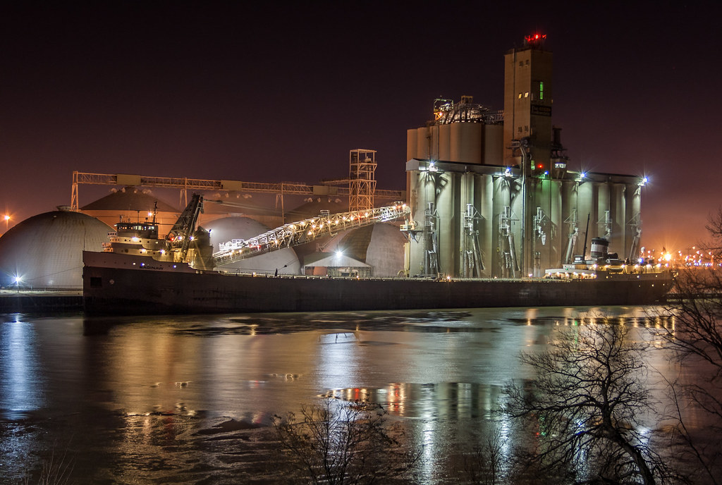 A Night With the Saginaw