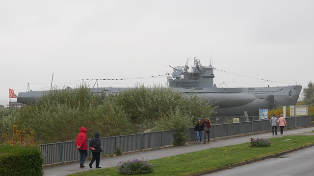 Museums-U-Boot U 995