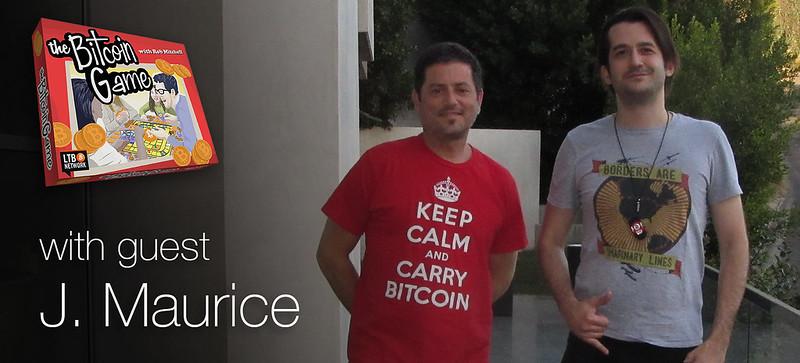 The Bitcoin Game #33: J. Maurice