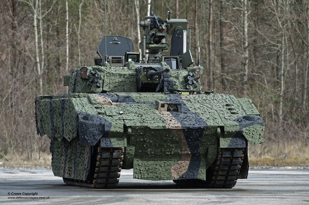 ajax  the future armoured fighting vehicle for the british