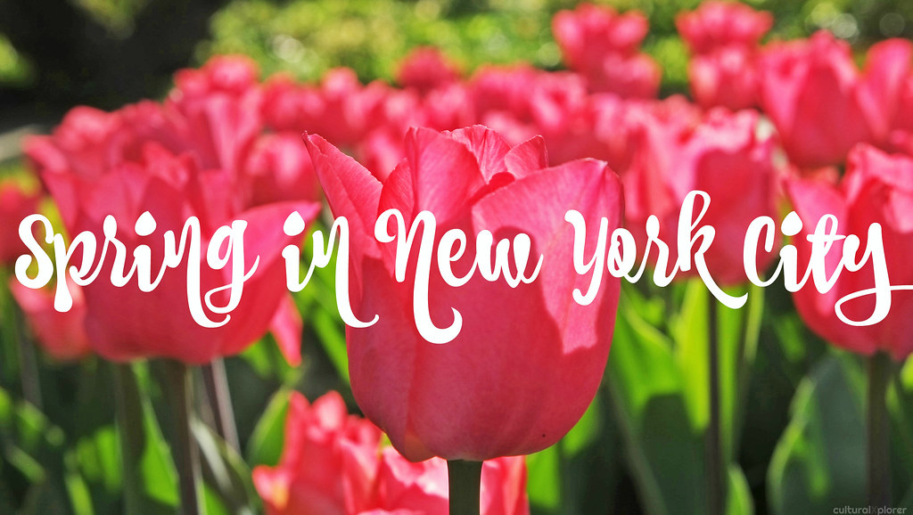 Spring in New York City