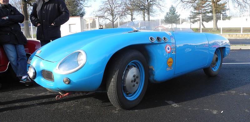 Barquette Panhard Charles Deutsch & René Bonnet Le Mans 53 26361283401_befc90fcb0_c