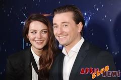 Марина Александрова, Сергей Безруков