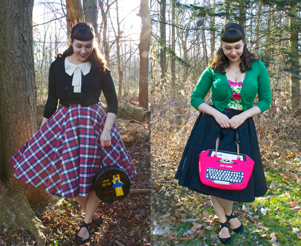 julie mollo circle skirt