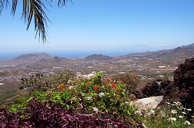Volcanic south Tenerife