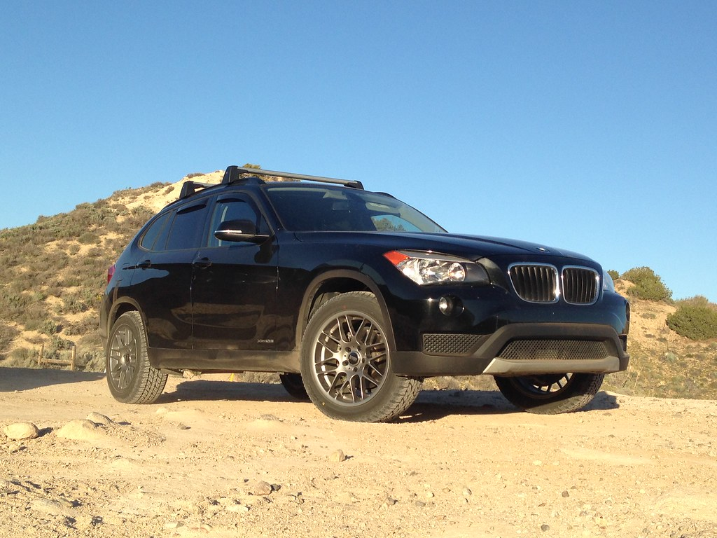 Bmw X3 F25 Lift Kit