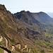 Looking over Ribeira do Paul Valley, Santo Antao, Cape Verde