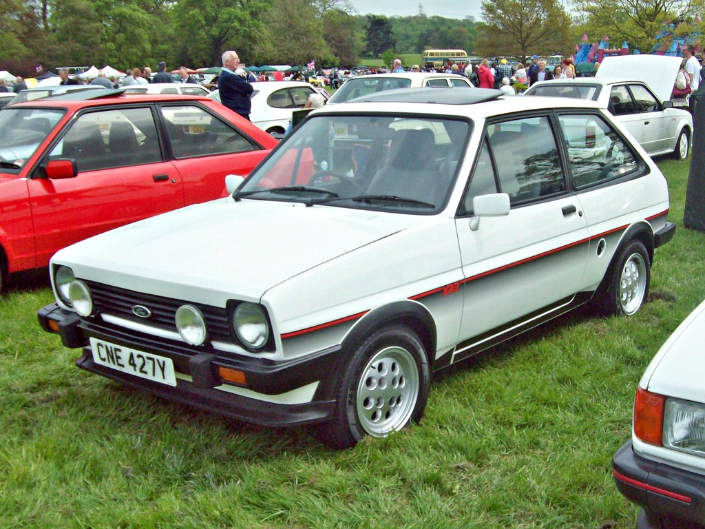 91 ford fiesta xr2 mk 1 1982 ford fiesta xr2 mk 1 19 flickr. Black Bedroom Furniture Sets. Home Design Ideas