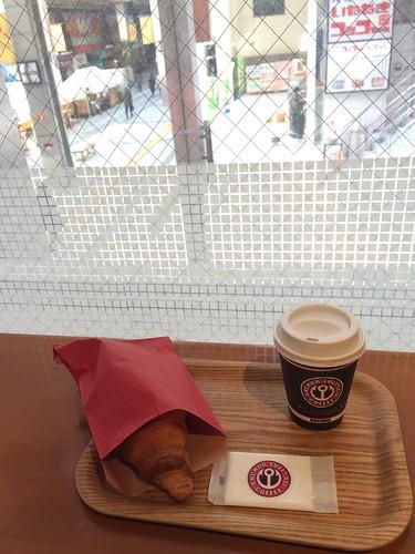 フルセイルコーヒー 2016.3.10