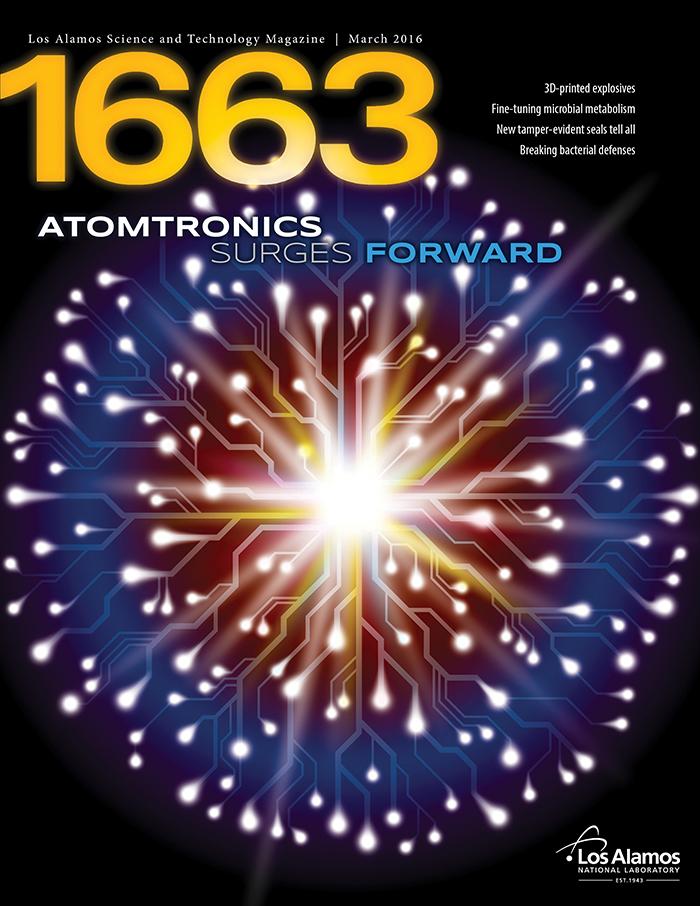 1663 magazine cover