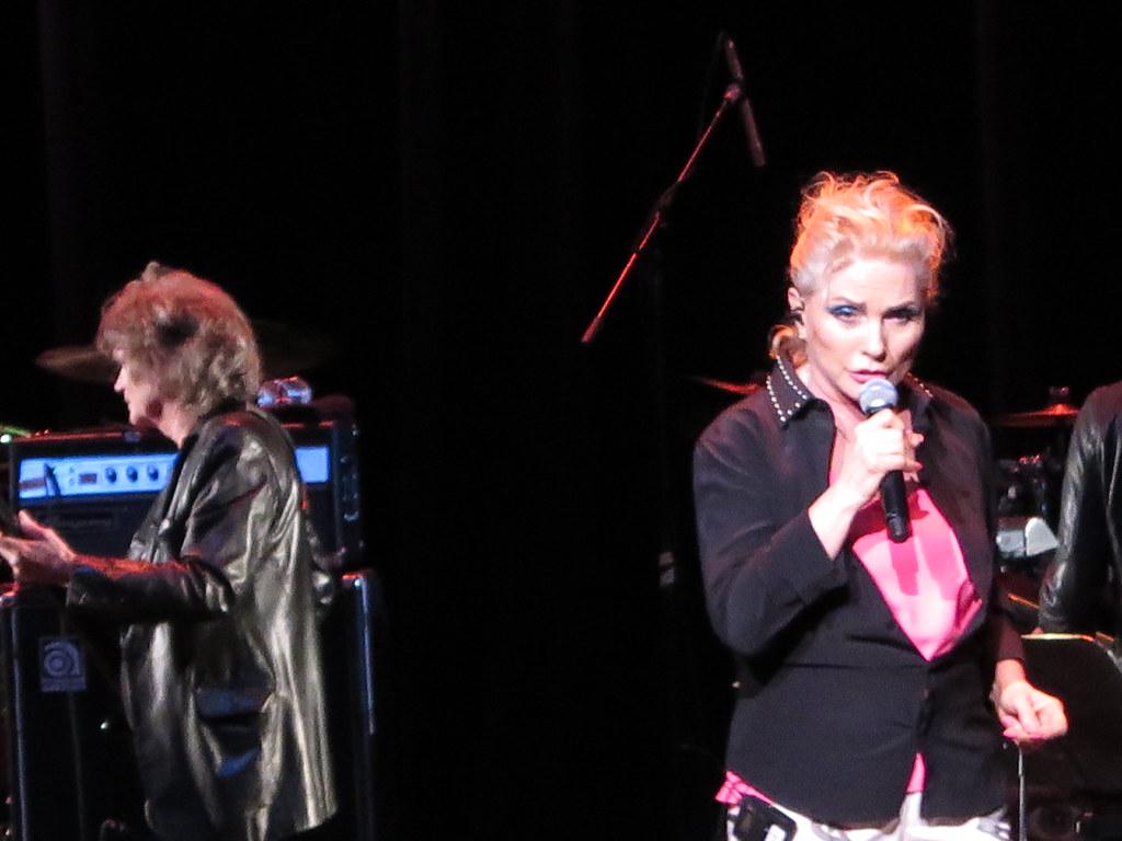 Blondie: Heroes | The Music Of David Bowie @ Radio City ...