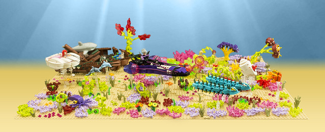 The Boonta Reef Classic, by Cecilie, on Flickr