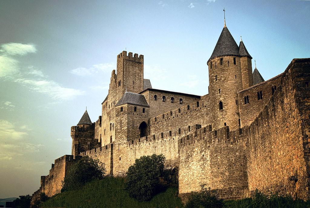 Cité de Carcassonne. Photo Javier Medina