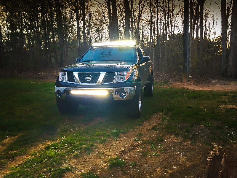 Roof Mount Led Light Bar Nissan Frontier Forum