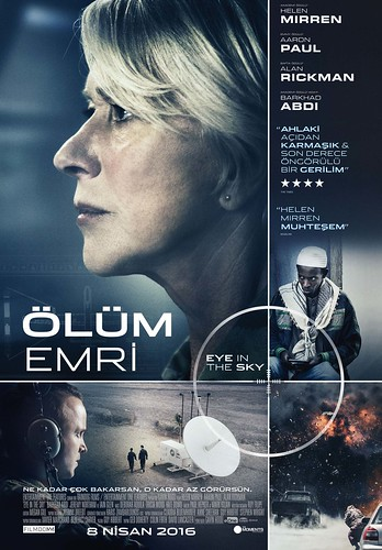 Ölüm Emri - Eye in the Sky (2016)