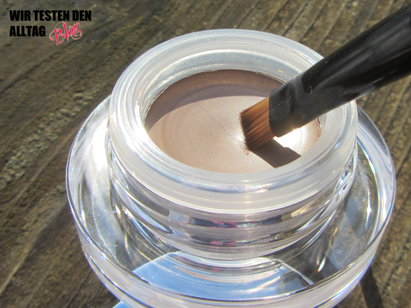 makeup factory ultrastay brow cream augenbrauen academy beauty www.wirtestendenalltag.blogspot.de