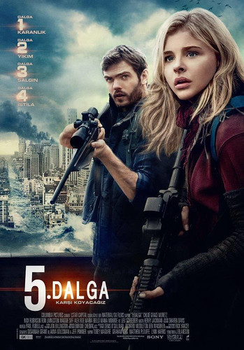 5. Dalga - The 5th Wave (2016)