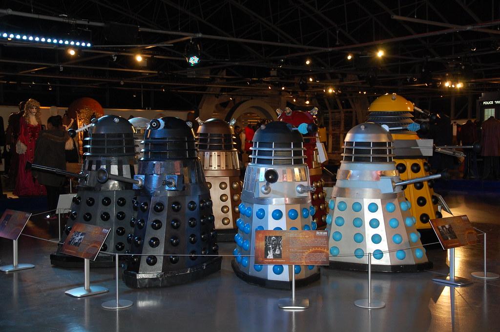 Daleks: Exterminate, Exterminate!!!