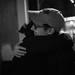 Ian and Jess Hugging Goodbye