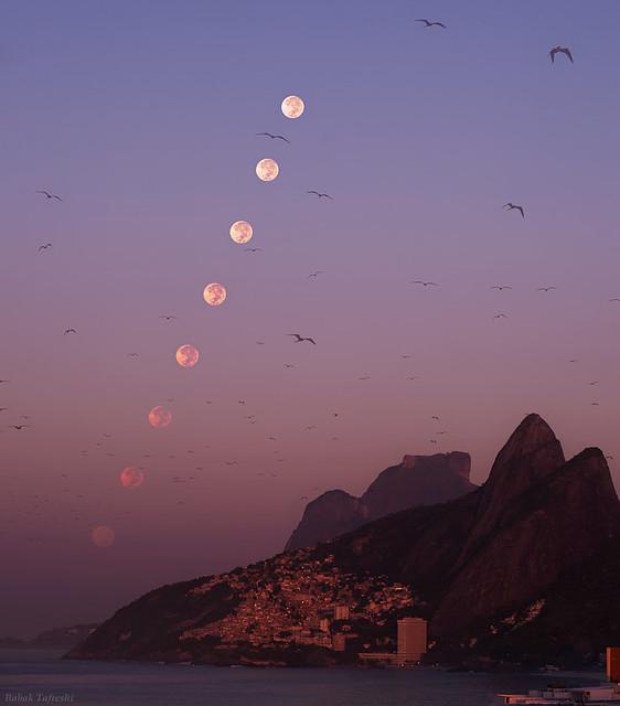 VCSE - Holdkelte Rio-ban - Babak Tafreshi