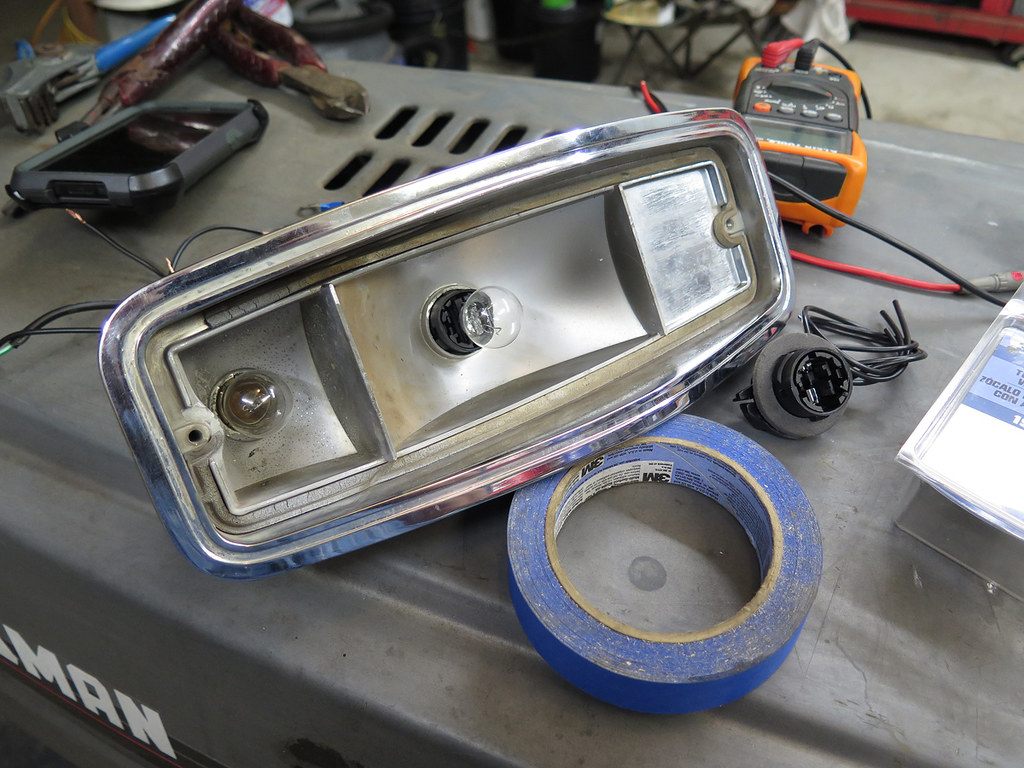 Taillight Conversion from 1157 to 3157 bulb with Photos - Full