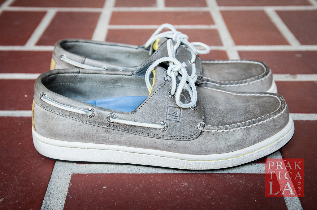 Boat Shoe Showdown: Sperry Top siders vs. Sebago Docksides