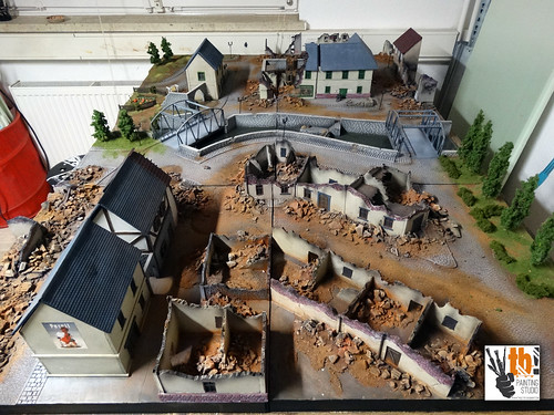 Bolt Action Gametable