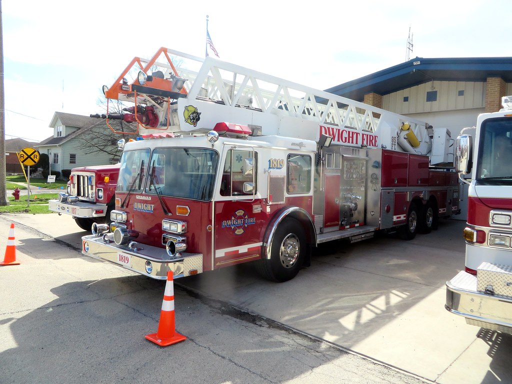 IL - Dwight Fire Protection District | Inventorchris | Flickr