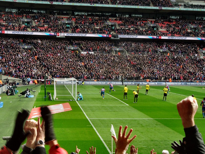 cpfc bbs fan pictures and videos from 2016 fa cup semi. Black Bedroom Furniture Sets. Home Design Ideas