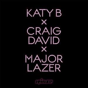 Katy B, Major Lazer & Craig David – Who Am I
