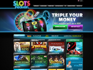 Slots Heaven Casino Home